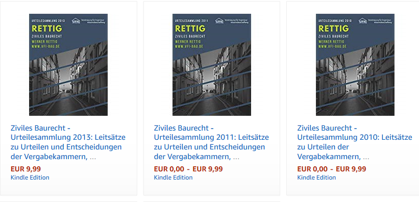 Amazon ZivilesBaurecht01